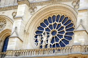 Notre Dame - Window