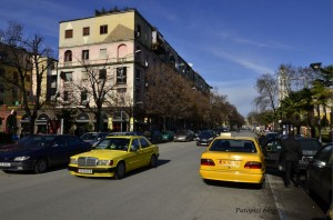 Žuti taxi