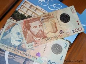 Albanski lek