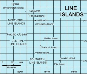 Pacifik karta