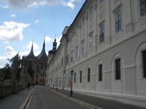 Prilaz Crkvi sv.Barbare