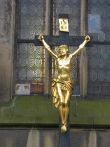 Raspelo na Crkvi sv.Jakova