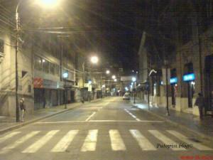 Vallparaiso u 5 ujutro