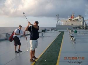 Golfanje