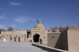 Panorama u Bukhari