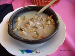 Supa de Mariscos