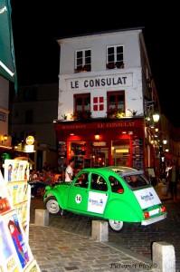 Montmartre - Night
