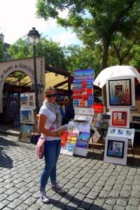 Montmartre - Place du Tertre 1