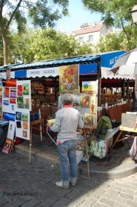 Montmartre - Place du Tertre 2