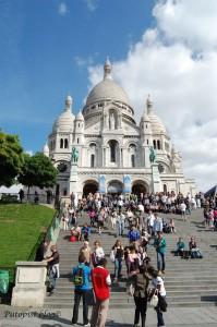 Montmartre - Sacre Coeur Steps