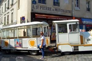 Montmartre - Train