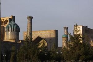 Panorama Registana