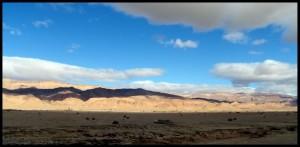 Planine obasjane suncem