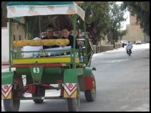 Razna prijevozna sredstva