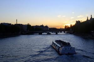 Seine - Bateau Mouche