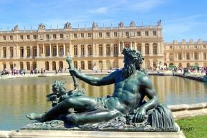 Versaille - Neptune Statue
