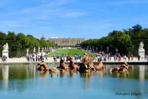Versailles - Apollo Fountain