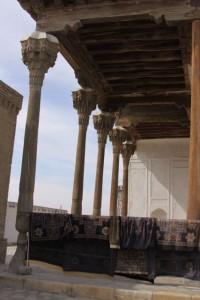 Unutrašnjost citadele