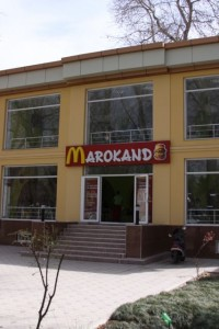 Uzbečka verzija brze hrane