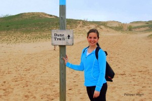 Dune Trail - First Marker