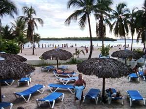 Hotelska plaža 1