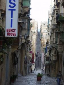Ulica u La Valleti