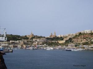 Gozo - Pogled sa mora