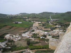 Gozo - pejzaž