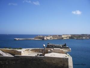 Pogled na Grand Harbour