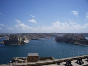 Pogled na Grand Harbour 1