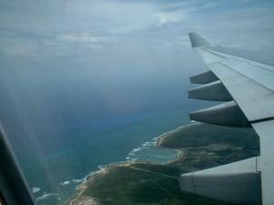 Santo Domingo iz zraka