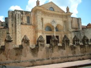 Santo Domingo-najstrija katedrala Amerike