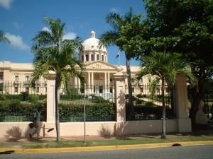 Santo Domingo-predsjednička palača