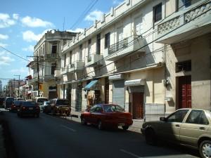 Ulicama Santo Dominga