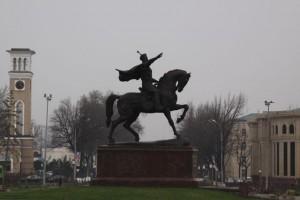 centralni trg u Tashkentu
