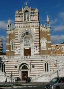 Kapucinska crkva u Rijeci