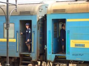 Vlak u Kijevu