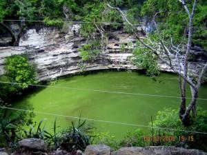 Cenote Sagrado