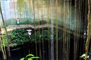 Ik Kil Cenote 2