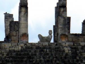 Templo De Los Guerreros - Chac Mool