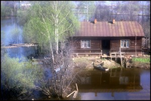 Drveni kućerci