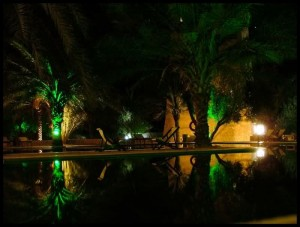 Ksar Ghilane by night 2