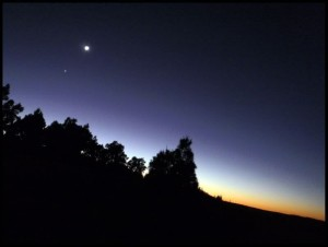 Pred zoru
