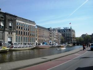Amsterdamskim ulicama