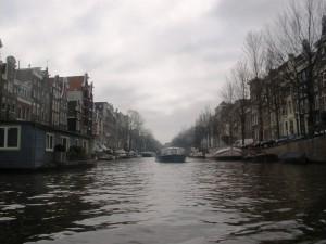 Kanalima Amsterdama