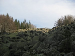 Kamena rijeka, prekrasan fenomen