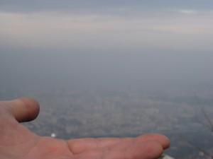 Sofija na dlanu, ovo je samo četvrtina