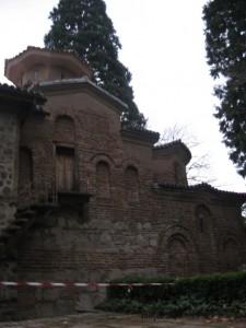 Crkvica u Boyani