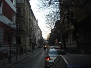Ulica u centru Sofije