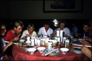Večera u Beijing hotelu